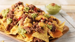 Nachos Pulled Pork