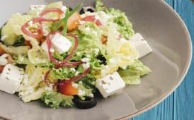 Салат Овочевий з сиром