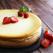 Cheesecake New York (26 cm.)