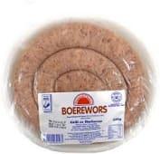 Deli Borewors  sausages