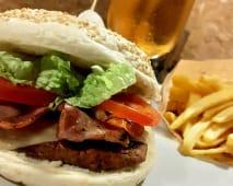 Hambúrguer Alecrim