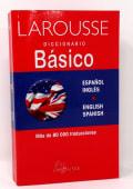 Diccionario Ingles Espanol Basico Larousse Ref 1540