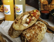 Burrito huevos