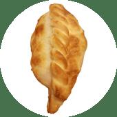 Empanada de palmitos