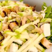Salata silhouette