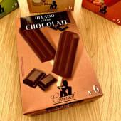 Polos de chocolate (6 uds.)