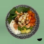Bowl Salmone teryaki