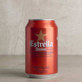 Cerveza Estrella Damm (33cl)