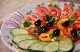 Овочева нарізка (170г)