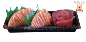 Sashimi Salmón y Atún