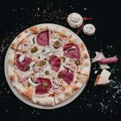 პიცა დედამიწა, პატარა