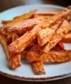 Cartofi dulci prajiti