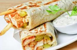 Shish Taouk & garlic  ( chicken)