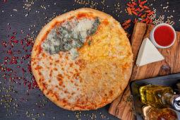 Pizza Quatro Formmaggi