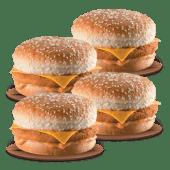 Combo hamburguesas