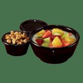 Yogurt con fruta y granola