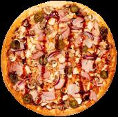 Піца Курча Джек (25см)