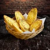 Pan al ajo especial (5 tajadas)