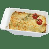 Гратен з філе блувайтинг та овочами (300г)