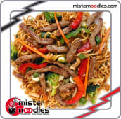 Noodles Ternera