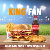 King Fan (x 1 persona)