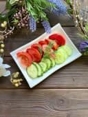 """Салат """"Свежие овощи"""" (150 гр.)"""