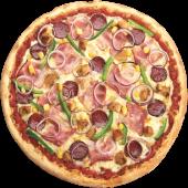 Pizza Taraneasca Ø 24cm