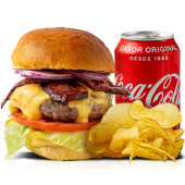 Menu Burger Guy