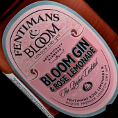 Rose Lemonade Fentimans (275мл)