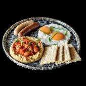 Арабский завтрак