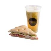 Menu Pranzo - Wrap/Focaccia/Toast