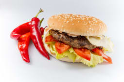 Бургер Mexico (435г)