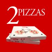 Combo 2 Pizzas recién horneadas (5.5€/pizza)