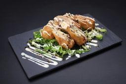 Brochettes Bœuf Fromage Pannées - 3tiges