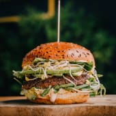 Superfood burger Double