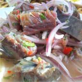 Ceviche Caballa (Personal)