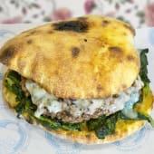 Pucce Apulia burger