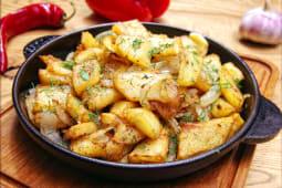 Картопля смажена по-домашньому (250г)