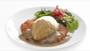 71. Chicken Katsu Curry