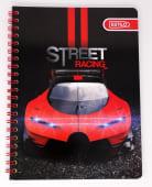 Cuaderno Espiral A4 100Hjs 2 Lineas Economico Estilo