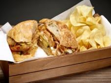 Sandwich de Frango Grill