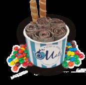 Mr. M - M&M de Amendoim e Doce de Leite
