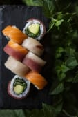 California maki gold mix 3 8szt