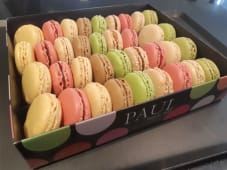 Boîte de macarons - 36 pièces