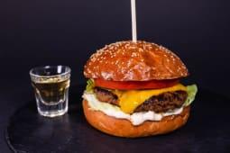 Whiskey Burger
