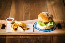 Simple Burger 240g