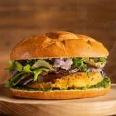 Hamburguesa vegano