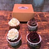 Pack Cupcakes (4 uds,)
