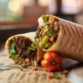Burrito Wege Jackfruit