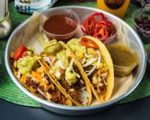 Tacos Shell messicani